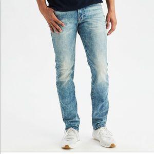 Acid Wash AE Jeans